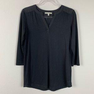 41 Hawthorn Stitch Fix V-neck 3/4 Sleeve Knit Top